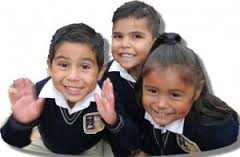 Children of Hogar Infantil